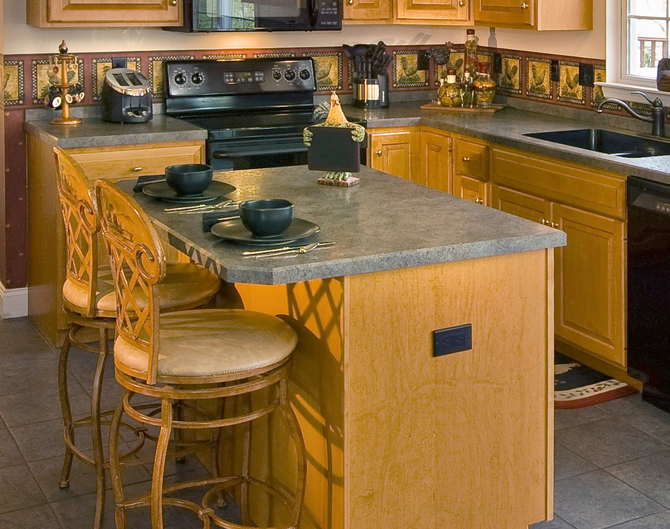 Wilsonart Hd Intergrated Sinks Brochure Wilsonart Countertop Designer Kitchens Simply Closets Blinds Designs