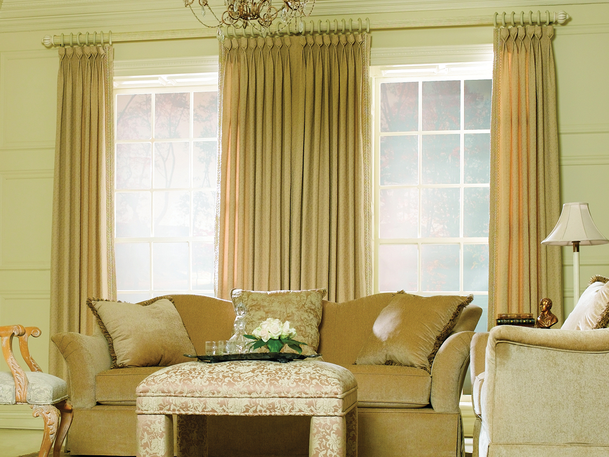 Draperies and more simply closets blinds designs for Interior design lafayette indiana