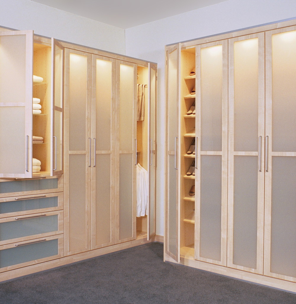 Custom Closet Ideas Designs: Simply Closets, Blinds & Designs
